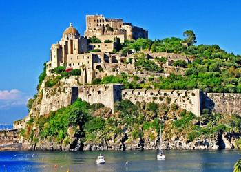 World___italy_castle_on_a_rock_on_the_island_of_ischia__italy_063259_
